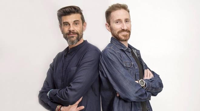 Rossato e Cattaneo (Teatro on air 2019)