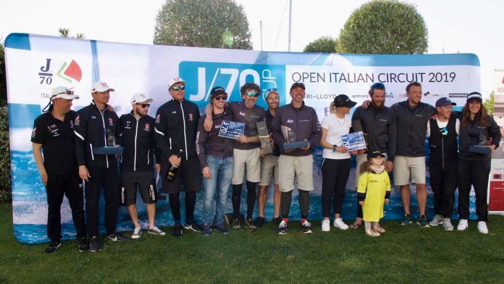 Scarlino J70 Cup - giornata finale
