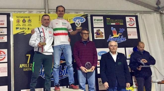 Silvio Rinaldini HiMod Bike Follonica 2° a Guastalla