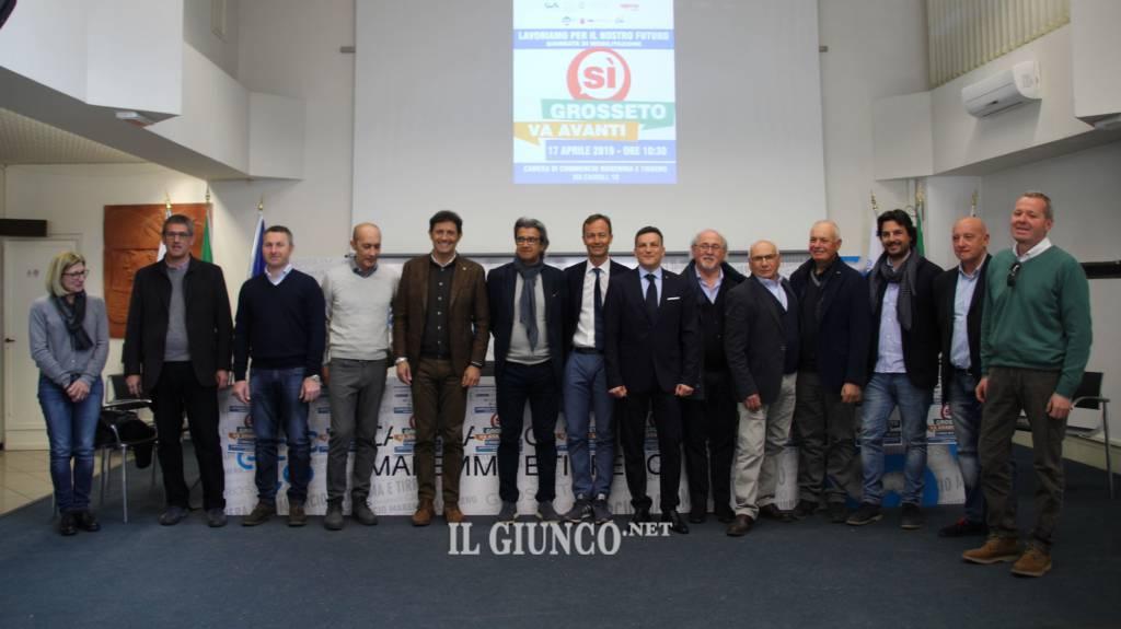 Tavolo CCIAA 2019