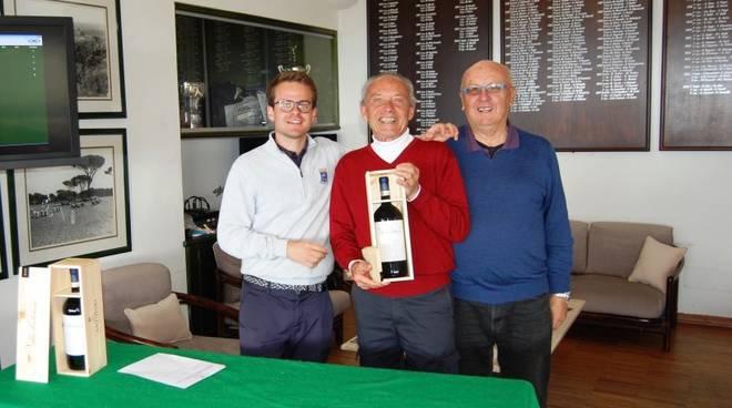 Torneo Golf Club Punta Ala - Andrea Camarri