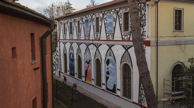 Urban art city: murales all'Ilva