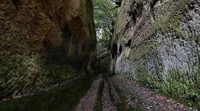 Vie Cave Pitigliano foto Marco Tisi