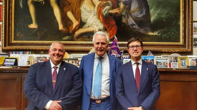 Vivarelli Colonna - Giani - Nardella