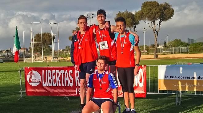 atletica cadetti