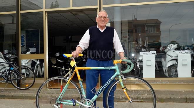 Bici Pantani (Giro 2019)