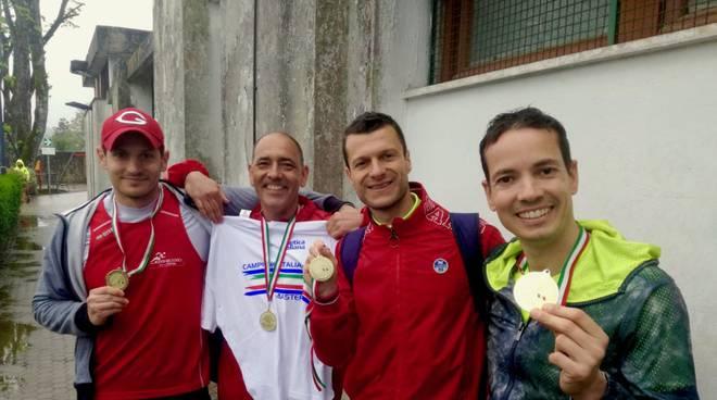 Campioni italiani master 19