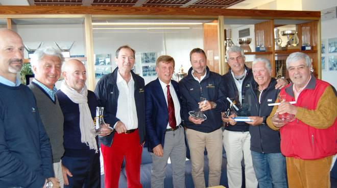 Combinata Vela-Golf vincitori 2019