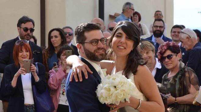 Eugenio Salvetti e Letizia Spinosa