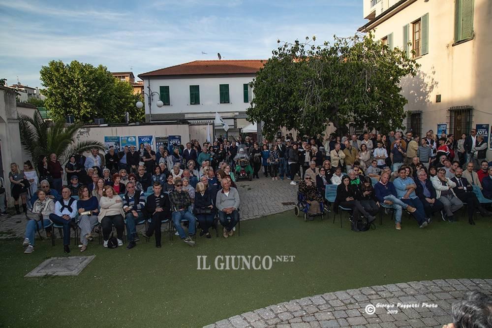 Festa chiusura Di Giacinto