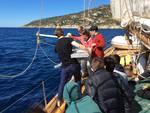 isola del giglio scuola progetto arcipelago toscano microplastiche