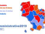 Mappa politica 2019