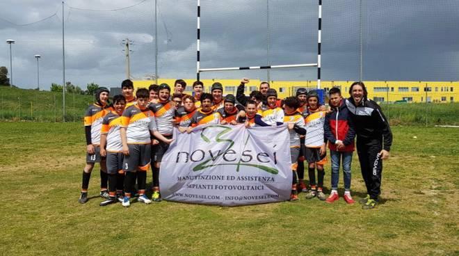 Maremma Super Rugby vince torneo