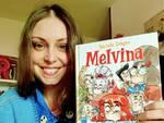 Melvina fumetto orbe (Rachele Aragno)