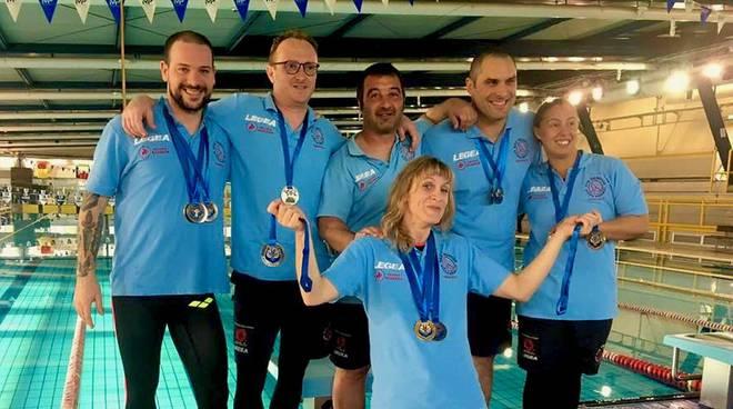 Nuoto mondiale master 19 Gao Brinella