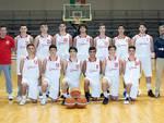 pallacanestro under 18 2019