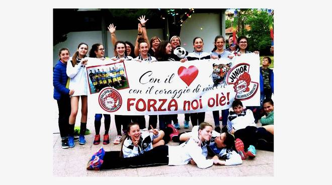 Pallavolo Grosseto Under 13 in semifinale