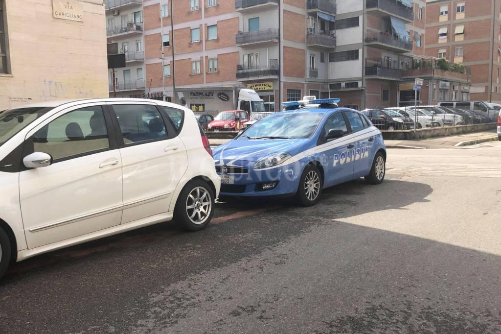 Polizia via Garigliano