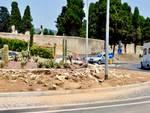 Rotatoria cimitero Orbe