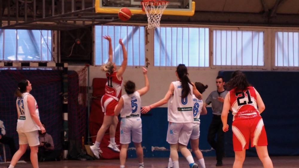 Sanitaria Gea vs Pielle Livorno