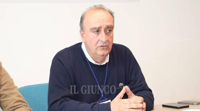 Trasferimento pazienti nuova ala Antonio D'urso