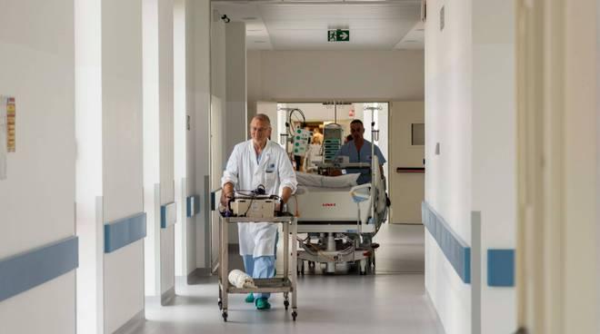 Trasferimento pazienti nuova ala Asl sanità