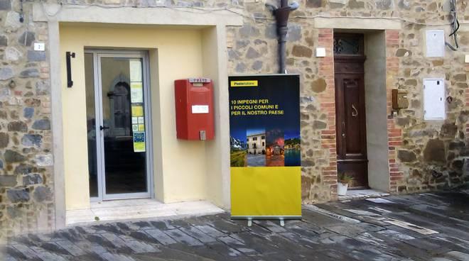 Ufficio postale Monticello Amiata