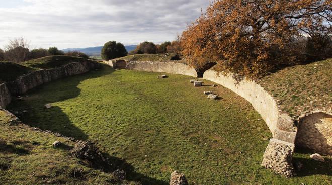 anfiteatro Romano Roselle