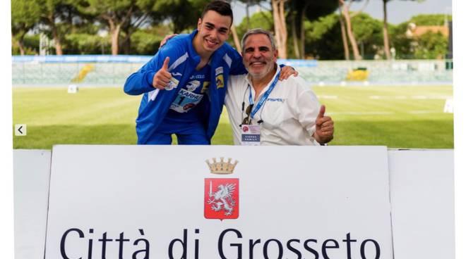 Atletica paralimpica 2019 - Lorenzo Marcantognini (Ph Mantovani)