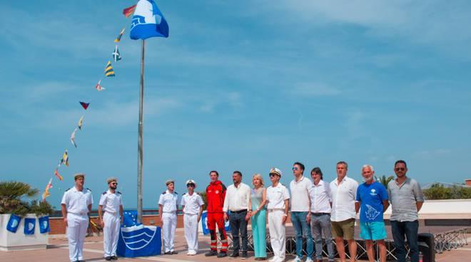 Bandiera blu marina di grosseto 2019