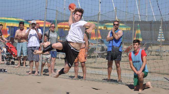 Beach handball grosseto
