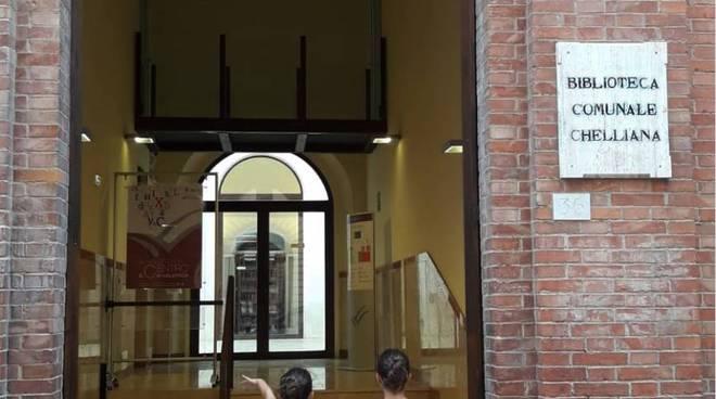 Biblioteca Chelliana Palazzo Mensini