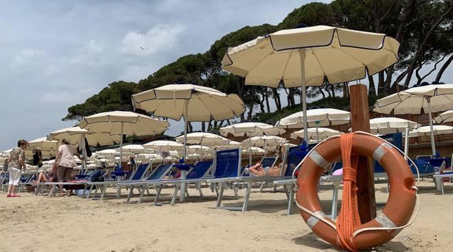 Boschetto spiaggia