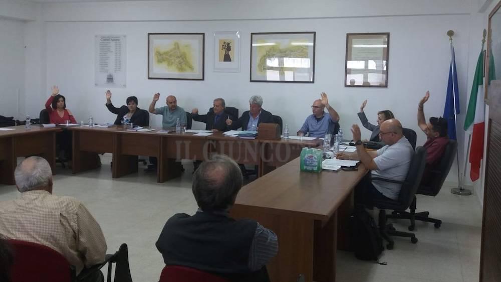 Consiglio comunale Castell'azzara