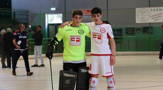 Cp Tommaso Bruni portiere Under 19