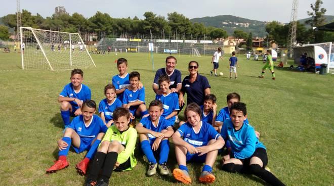 Giovanili Gavorrano calcio pulcini 2008