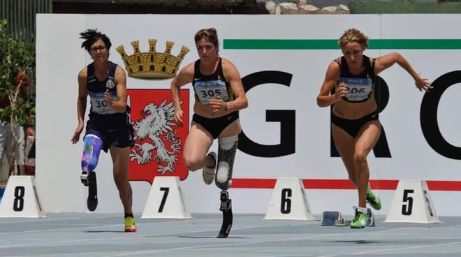 Atletica paralimpica - Contrafatto, Caironi, Corso