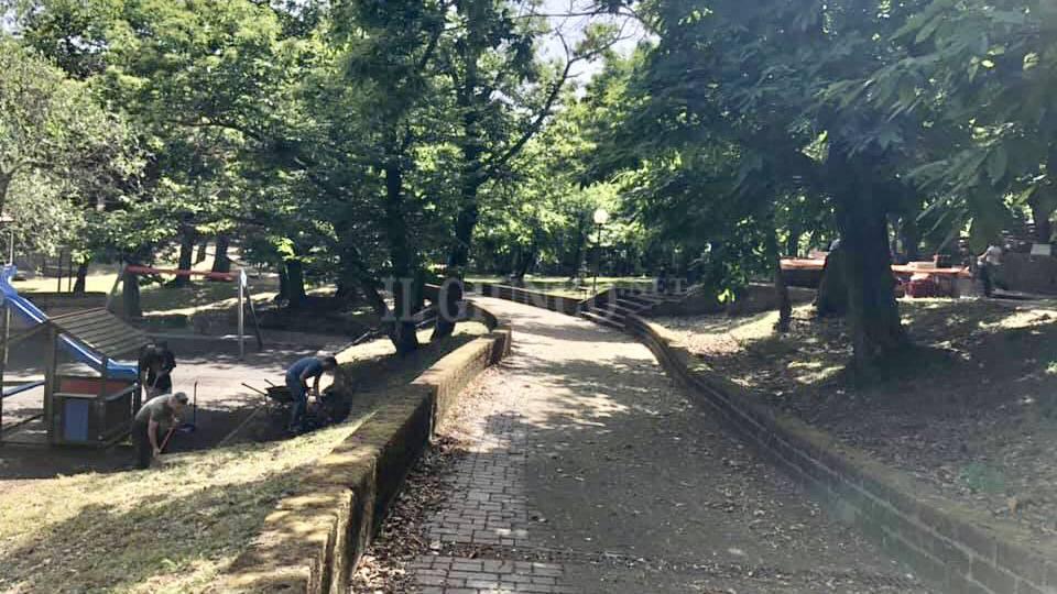 Pulizia Parco della Finoria