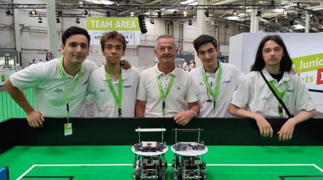 robotica Manetti Porciatti