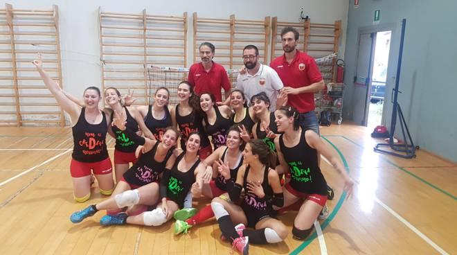 Volley Vvf promozione in serie D giu 2019