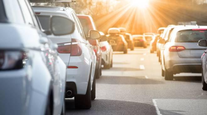 auto usate traffico esodo estate