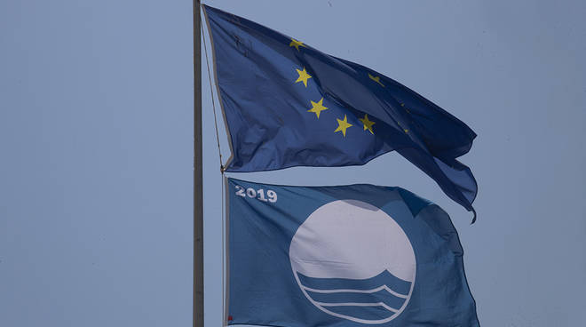 Cerimonia bandiera blu 2019 - Foll