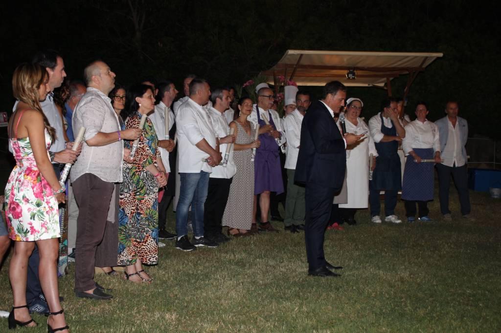 Festa di Sole 2019 - Chef in Cava