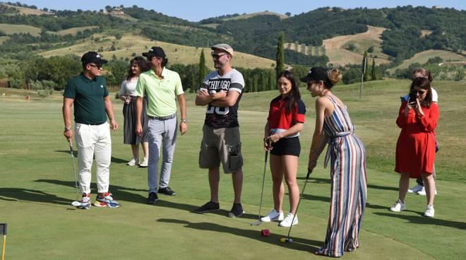 golf saturnia