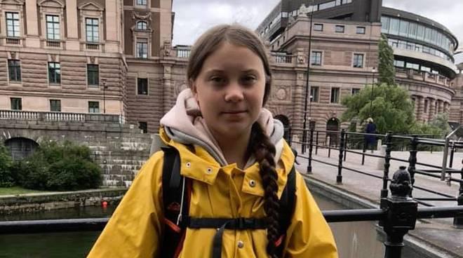 Offende Greta Thunberg su Facebook Il Grosseto licenzia il mister delle giovanili