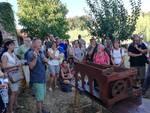 Inaugurazione piazza delle Ferriere a Valpiana