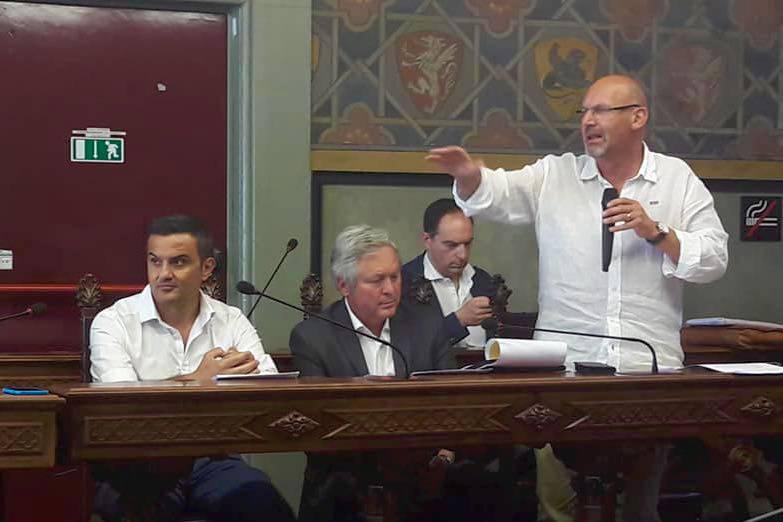 limatola giuntini aldi opposizione provincia