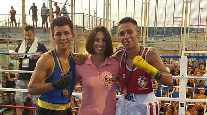 Matteo Liccardo della Fight Gym