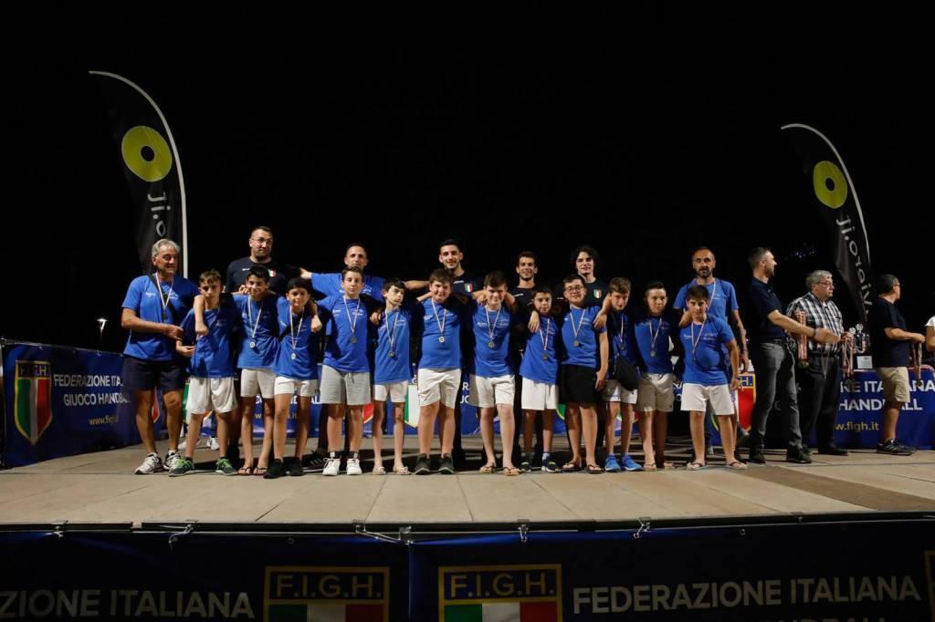 olimpic under 13 pallamano