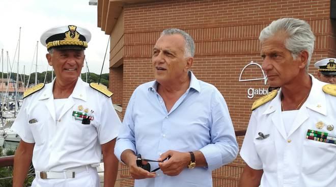 ammiraglio pettorino